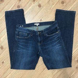Cabi | Brando straight leg blue jeans